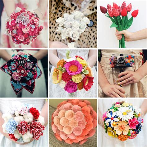 Wedding Bouquet Alternatives by 33 Alternative Bouquet Ideas For Non Traditional Brides