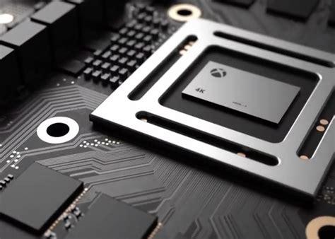 project scorpio xbox one e3 2016 new project scorpio xbox revealed at e3 2016 by microsoft