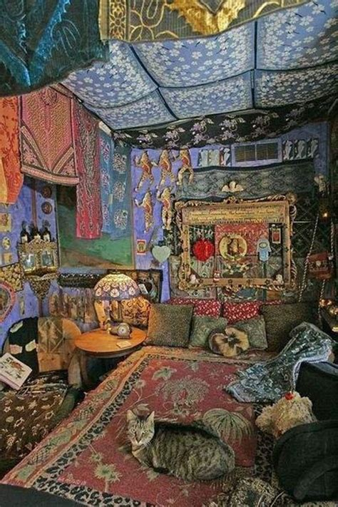 bohemian gypsy bedroom cats tapestries and you think on pinterest
