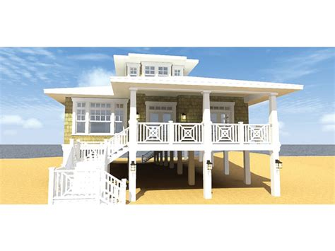 beach house plans on piers impressive beach house plans on piers 11 low country
