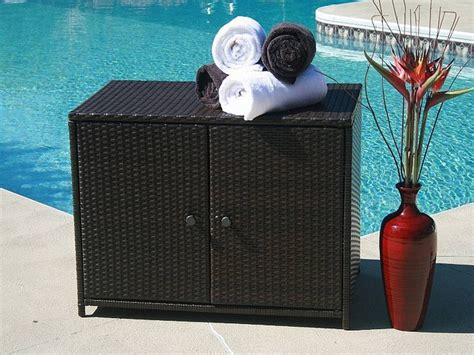 outdoor pool towel storage cabinet 1000 images about outdoor living on pinterest towels
