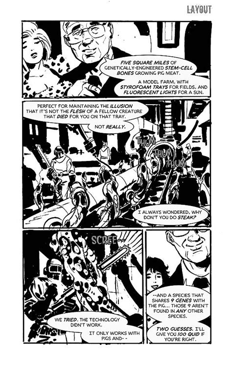 writing comics film style webcomic alliance alex de ci on ashes comics publishing and selling