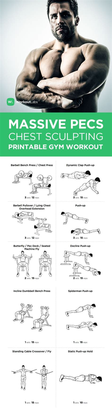 visit http workoutlabs workout plans pecs chest sculpting workout for for a