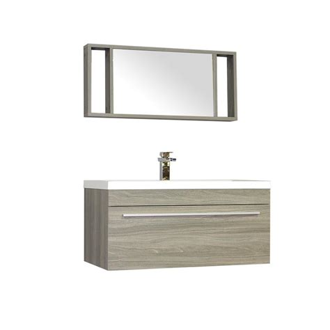 bathroom mirrors new generation 35 w x 15 quot h frameless alya bath ripley 35 25 in w x 18 75 in d x 17 5 in h