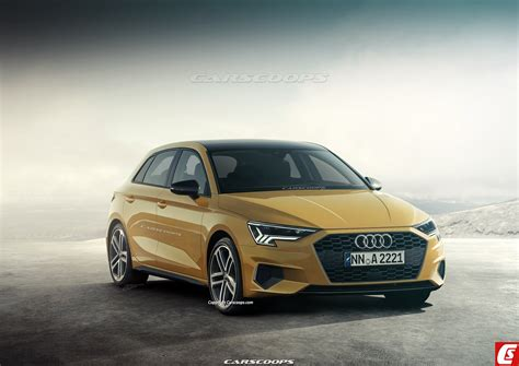 Audi A3 Hatchback 2020 by 2019 Audi A3 Styling Tech Engines And Everything Else