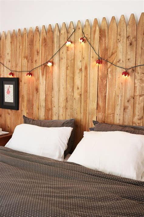 Wood Fence Headboard by 25 Best Ideas About Fence Headboard On Rustic