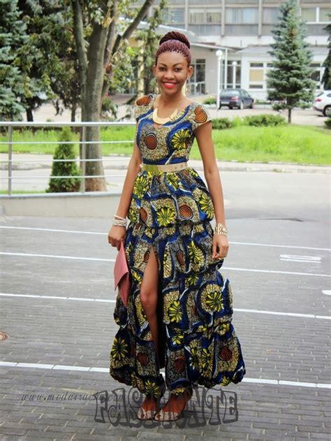 fashion design kitenge 10 latest kitenge dress designs for women 2016 fashionte
