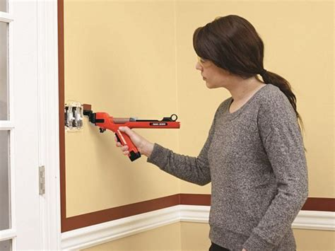 Ceiling Edging Tool by Easyedge Powered Paint Edger Draws Those Paint
