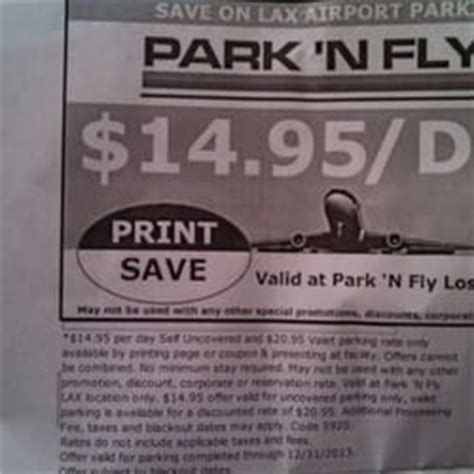 park 'n fly westchester los angeles, ca yelp