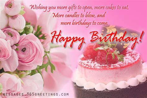 Sweet Happy Birthday Wishes For Birthday Pictures Images Photos