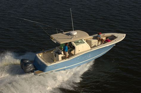 pursuit boats unsinkable towing large boats the hull truth boating and fishing