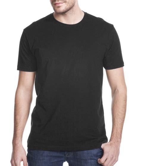 Tshirt Kaos Level 6 black shirt blank artee shirt
