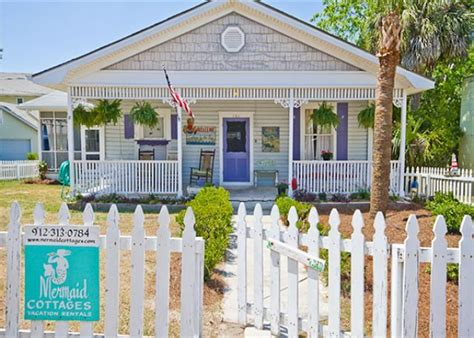 tybee island vacation mermaid cottages