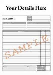 Blank banquet event order following four templates for our most