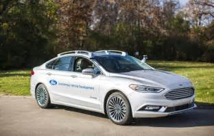 Ford Cio Ford To Invest 1b In Ai Startup Toward Self Driving Cars