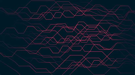 lines on pink lines wallpaper 17357
