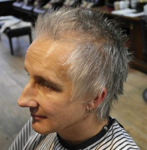 haircut for older balding men with gray hair 50 best receding hairline haircuts images on pinterest