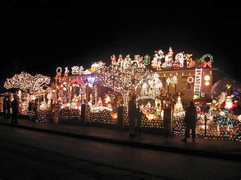 most beautiful christmas decorated homes the amazing christmas house in novato see it to believe