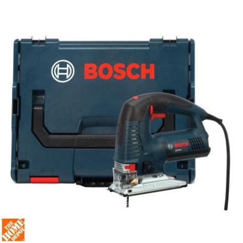 bosch 7 2 top handle jig saw kit js572el the home depot