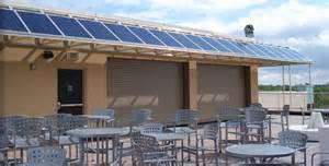 solar power awnings architectural awnings commercial