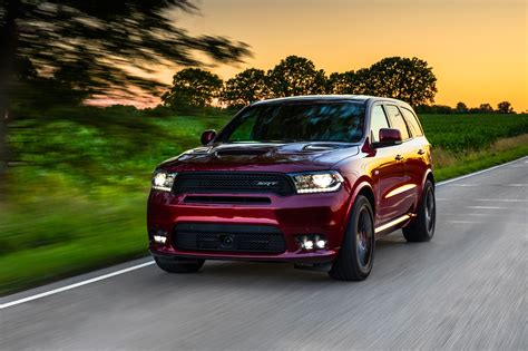 black durango srt 2018 dodge durango srt drive review automobile