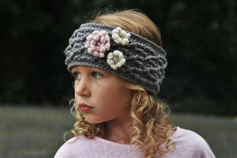 crochet pattern central headbands 8 quick and easy crochet flower headband patterns