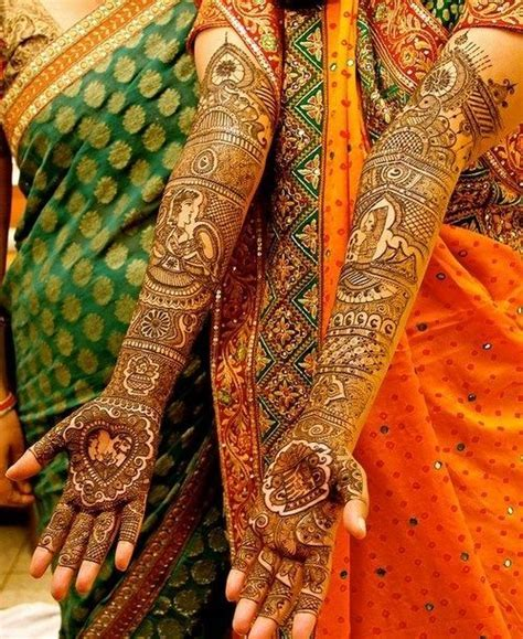 18 best images about Bridal mehndi designs on Pinterest