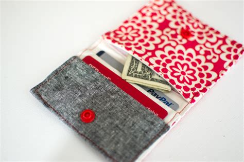 tutorial wallet fabric fold and stitch wallet 2 0 new tutorial sewcanshe
