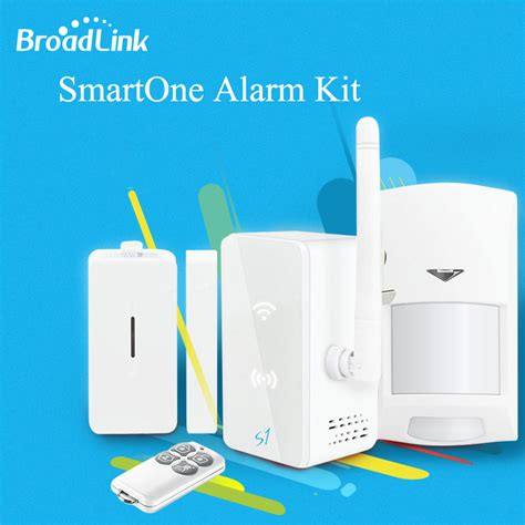 broadlink s1 smart home automation kit system smartone s1c