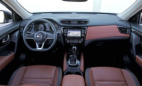 2017 nissan rogue interior 2017 nissan rogue cars exclusive and photos updates