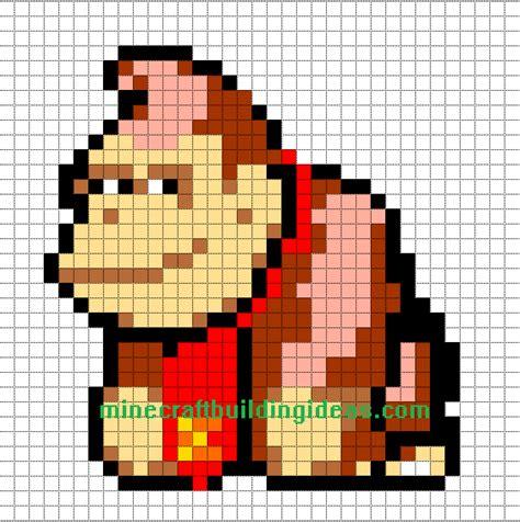Minecraft Pixel Template Maker minecraft pixel templates kong