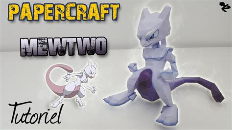 Origami Mewtwo - origami mewtwo templates images