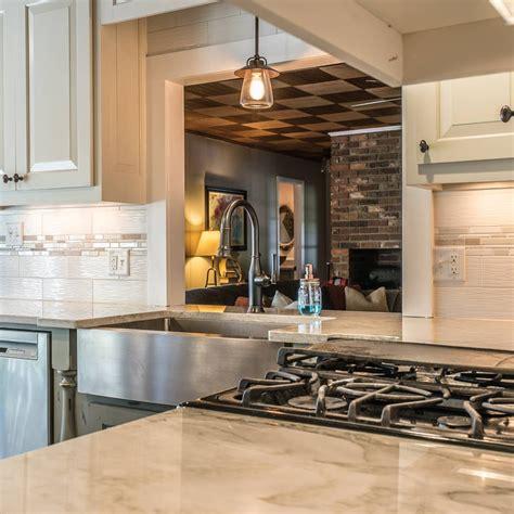 Granite Countertops Springfield Mo by Quartz Countertops In Springfield Mo Your Space
