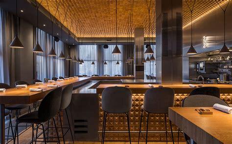 restaurant   concrete opens  amsterdam urdesignmag