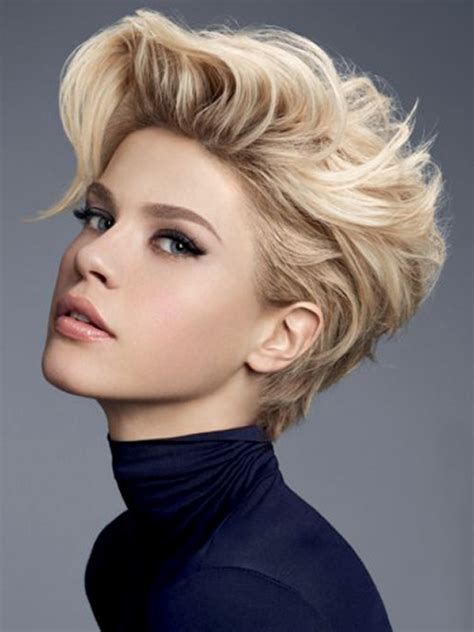 hairstyles that give hair volume 25 pictures of trendy short haircuts 2012 2013 short