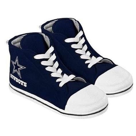 dallas cowboys sneaker slippers 17 best images about dallas cowboys sports apparel