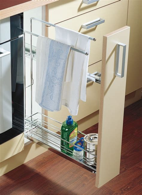 kitchen cabinet towel rail 10 best internal units hardware images on pinterest