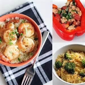 low carb dinner recipes popsugar fitness