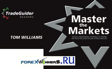 Ebook The Trader Book Of Volume master the markets trading with volume spread analysis