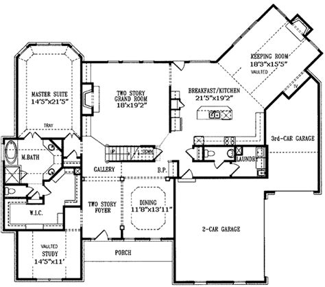 house plans with keeping rooms angled keeping room 15759ge architectural designs
