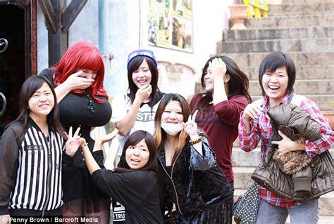 penny brown okinawa woman who wants to look like jessica rabbit wears tiny