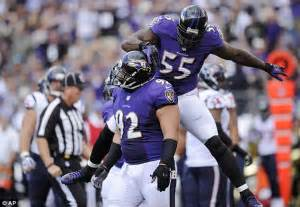 haloti ngata bench press nfl week three sunday round up daily mail online