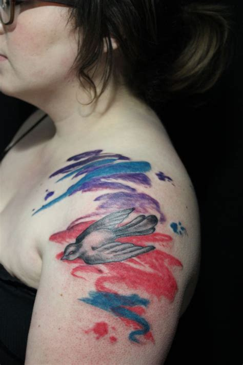 watercolor tattoos seattle 24 best exley tattoos artwork images on