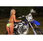 Motocross Girls Your Heart Will Skip A Beat  Bikes