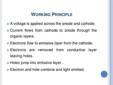 light emitting diode working principle light emitting diode working principle ppt 28 images oled technology seminar ppt light
