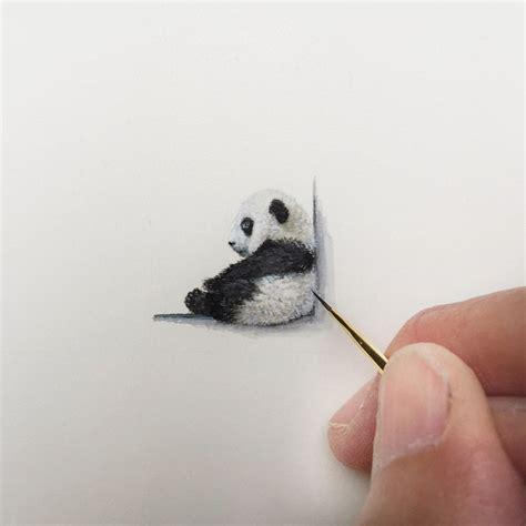 incredible tiny paintings by karen libecap 99inspiration