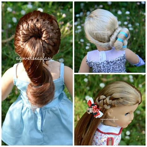 hairstyles for american girl doll videos american girl doll disney frozen elsa hairstyle inspired