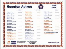 Printable 2017 Houston Astros Schedule 2017 Texas Rangers Schedule Printable