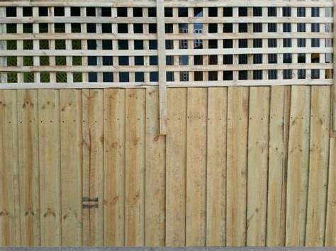 Bunnings Trellis Fencing paling pool fence extensions from bunnings melbourne lattice factory