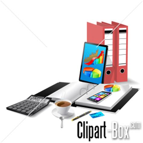 Office Clip Collection by Box Office Clipart